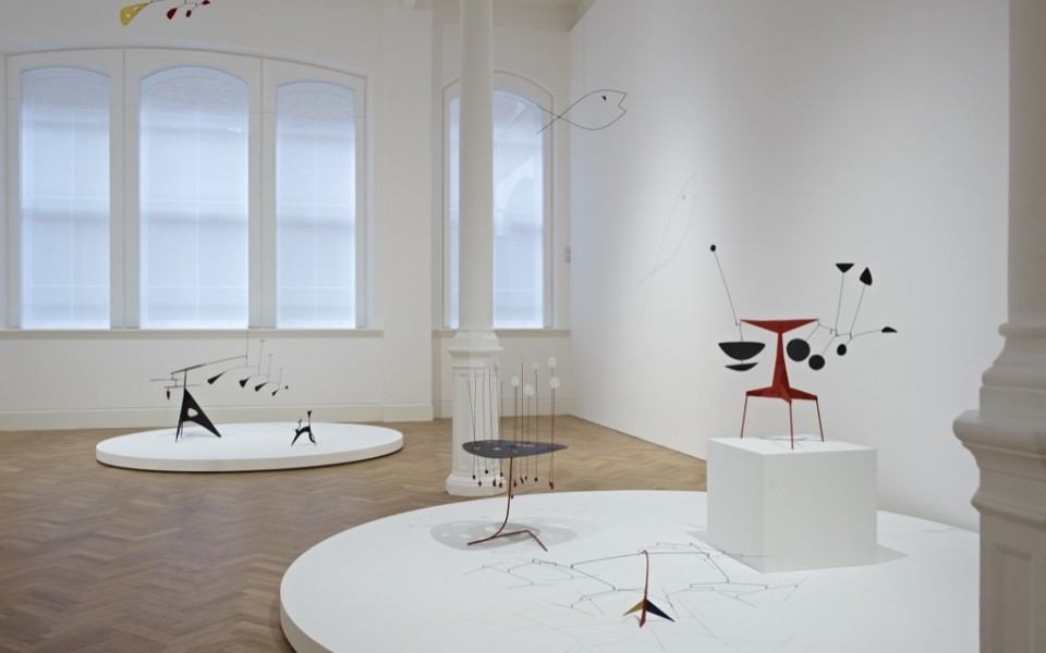 Calder after the War, Pace Gallery